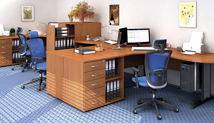 Kancelářské stoly CROSS