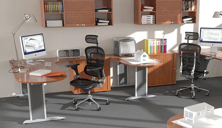Kancelářské stoly FLEX