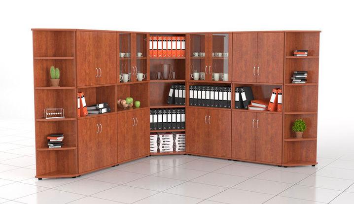 Kancelářské skříně STRONG