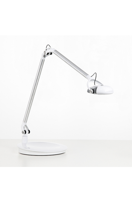 HUMANSCALE lampa Element Classic LED bílá