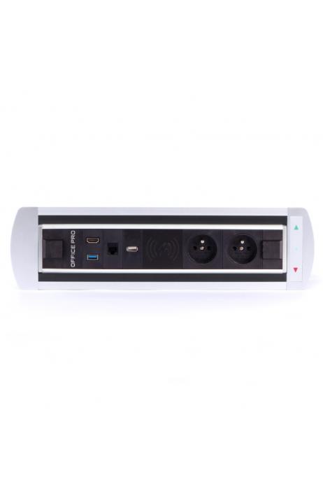 Levně Elektricky otočný panel Office Pro BTCZ 015