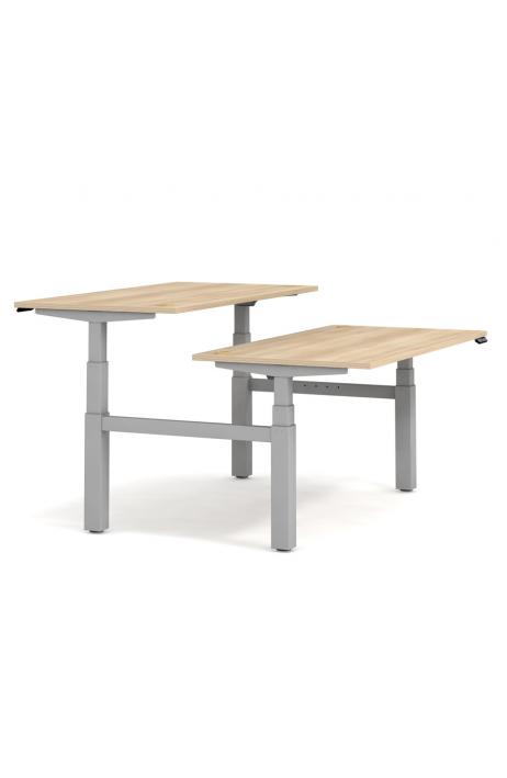 Levně Hobis výškově stavitelný stůl Motion Dual MSD 3 1600 + 5 let prodloužená ZÁRUKA