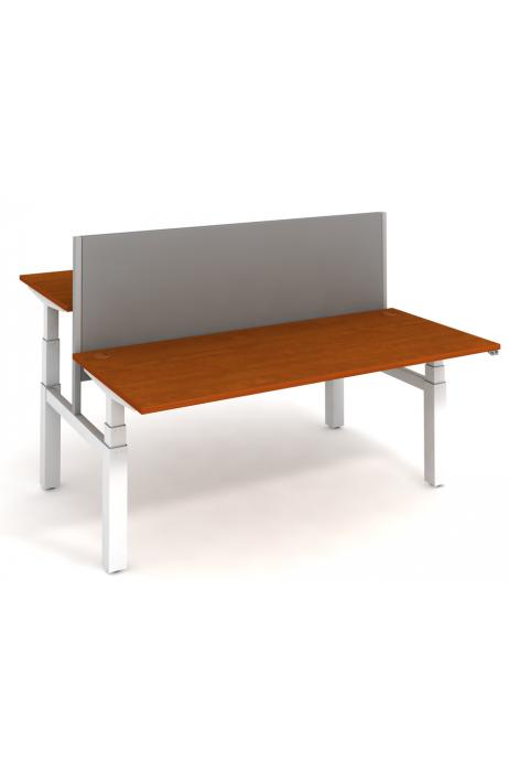 Levně Hobis výškově stavitelný stůl Motion Dual MSD 3 1800 PA + 5 let prodloužená ZÁRUKA