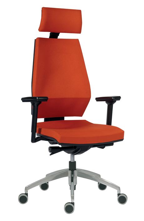 Levně ANTARES kancelářská židle 1870 SYN Motion ALU PDH + 5 let prodloužená záruka