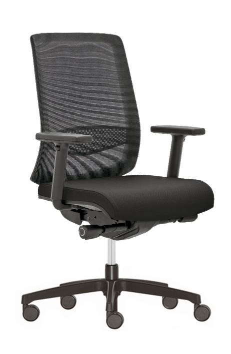 RIM kancelářská židle Victory Special VI 1415 střední opěrák - skladem