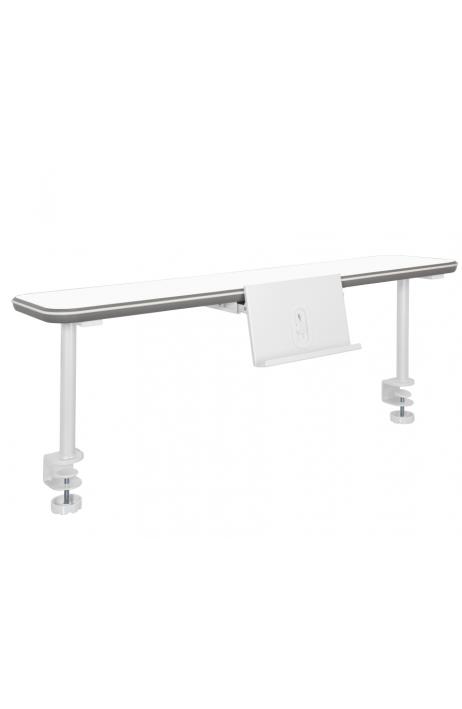 MAYER polička na stůl 32P9 18 bílá pro stůl Profi 3