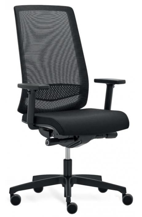 RIM kancelářská židle Victory VI 1405 vysoký opěrák - skladem