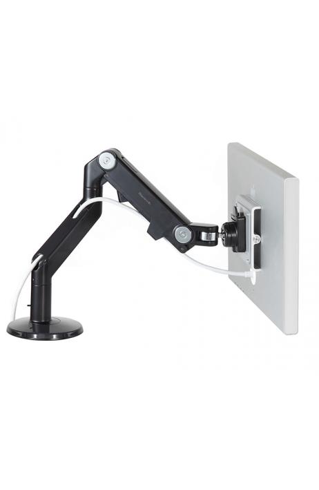 HUMANSCALE rameno na monitor M8 upevnění na svěrku černá (M8CB1S) výprodej