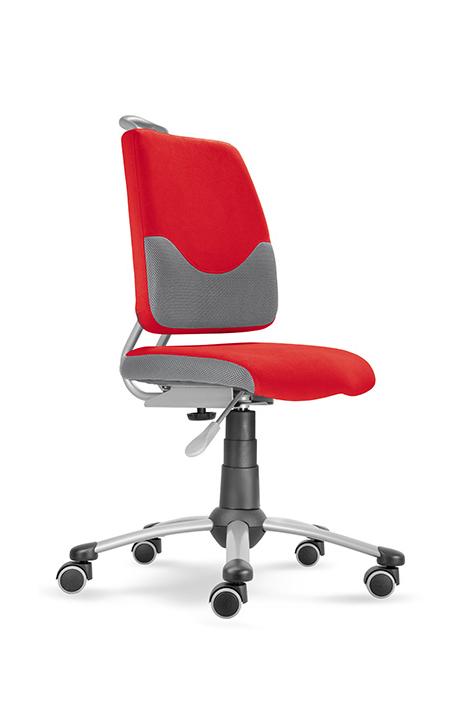 Mayer dětská rostoucí židle Actikid A3 Smile 2428 A3 51 červený Aquaclean + 5 let prodloužená ZÁRUKA