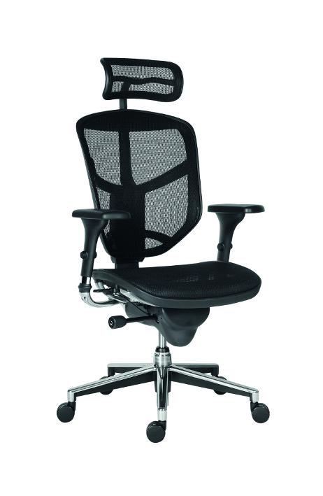 ANTARES kancelářská židle Enjoy skladem + prodloužená záruka 3 roky
