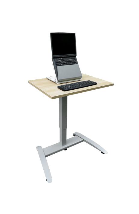 HOBIS výškově stavitelný stůl Exvizit Mini 80 x 60 cm