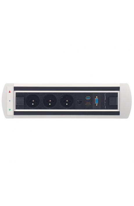 Levně Elektricky otočný panel Office Pro BTCZ 014