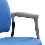 LD SEATING Dream 111 PVC B šedé