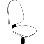 LD SEATING Element STYLE-STRIP Standardní